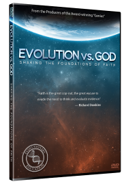 evolution-vs-god