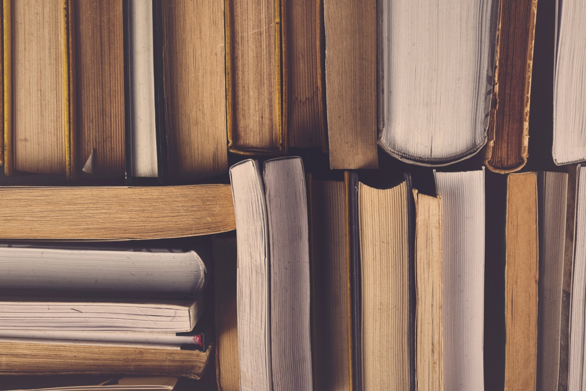 books-old-spine-down
