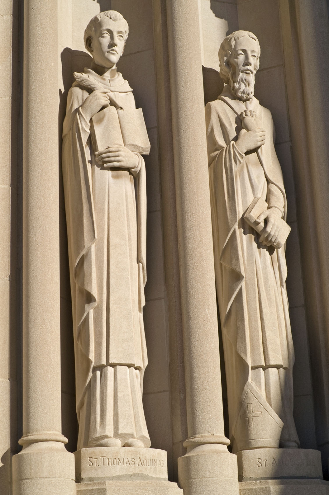 Cathedral Statues 158